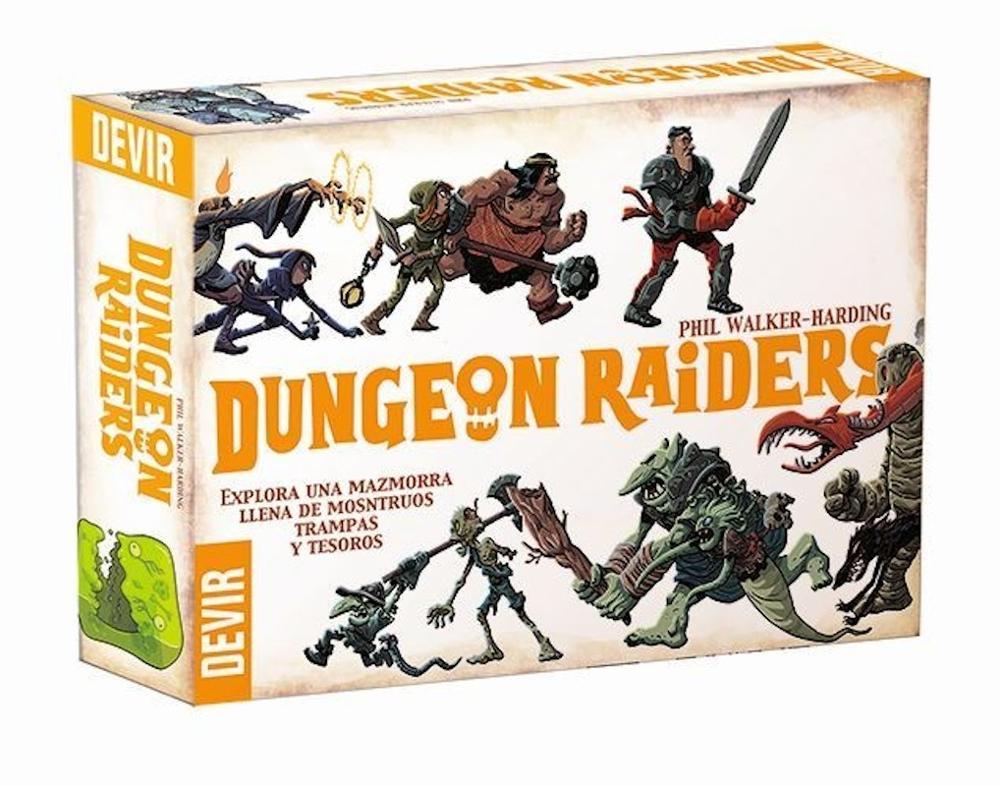 Dungeon Raiders 2018