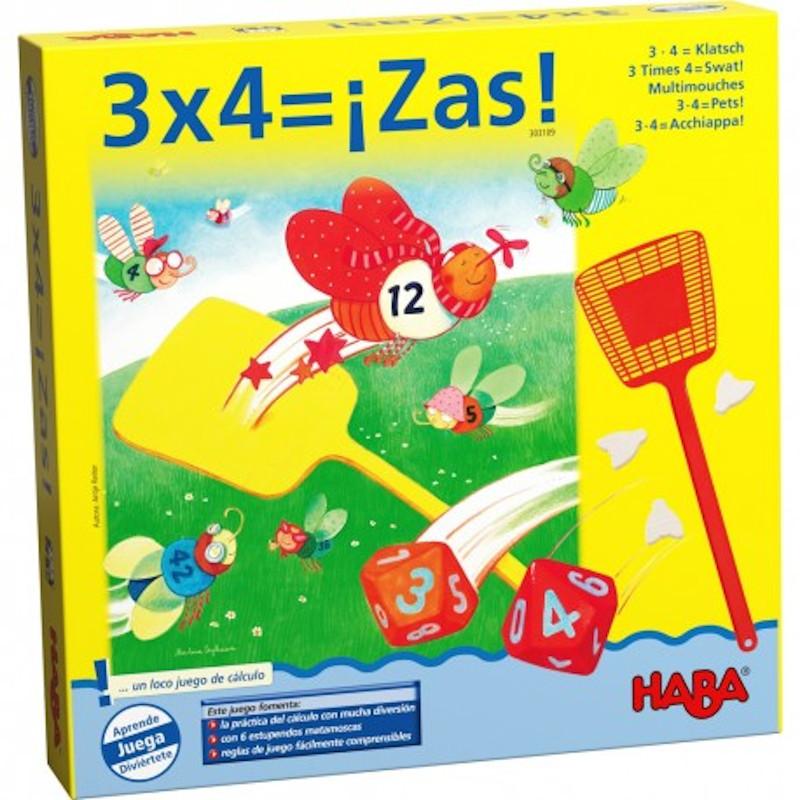 3x4 Zas