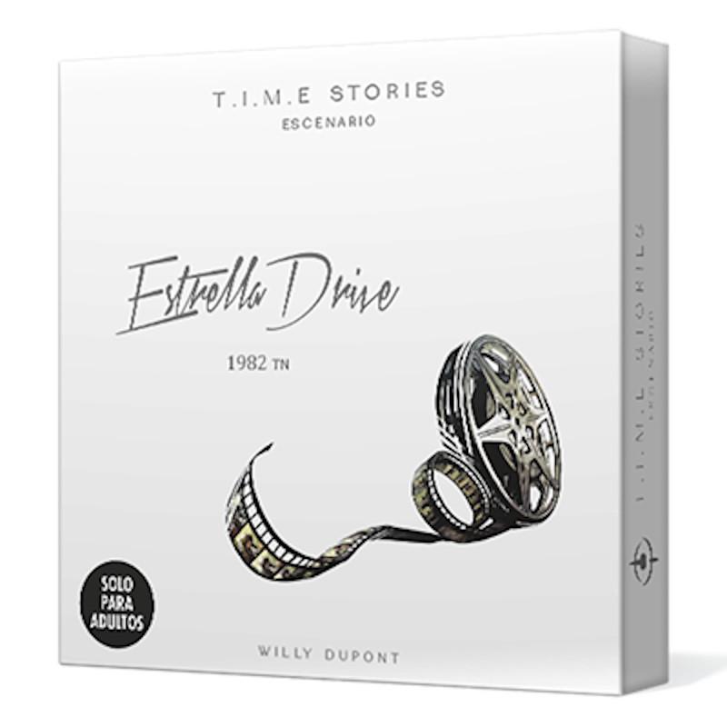 T.I.M.E. Stories Estrella Drive