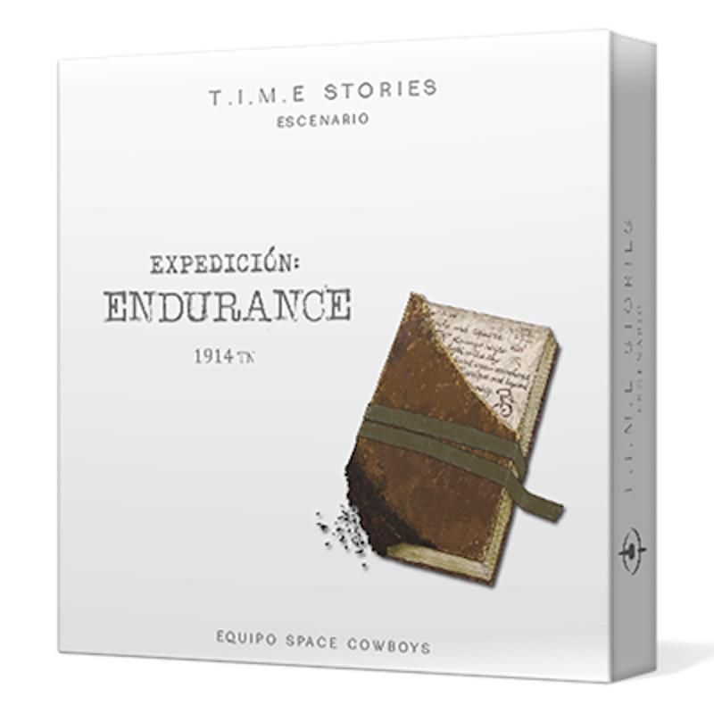 T.I.M.E. Stories Expedicion Endurance