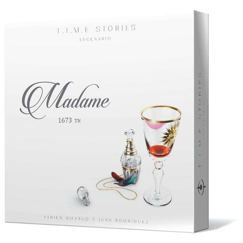 T.I.M.E. Stories Madame