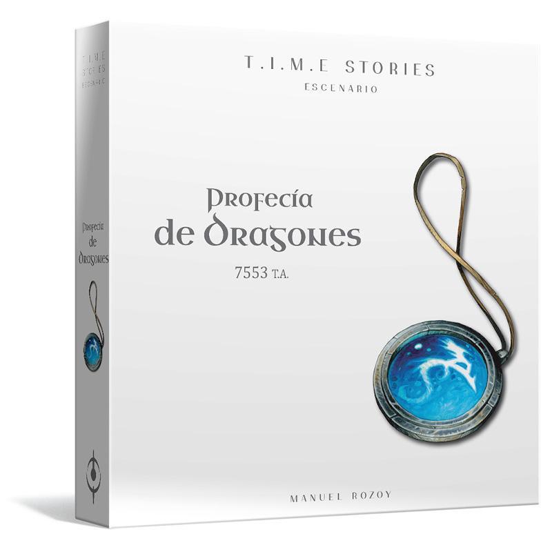 T.I.M.E. Stories Profecia de Dragones