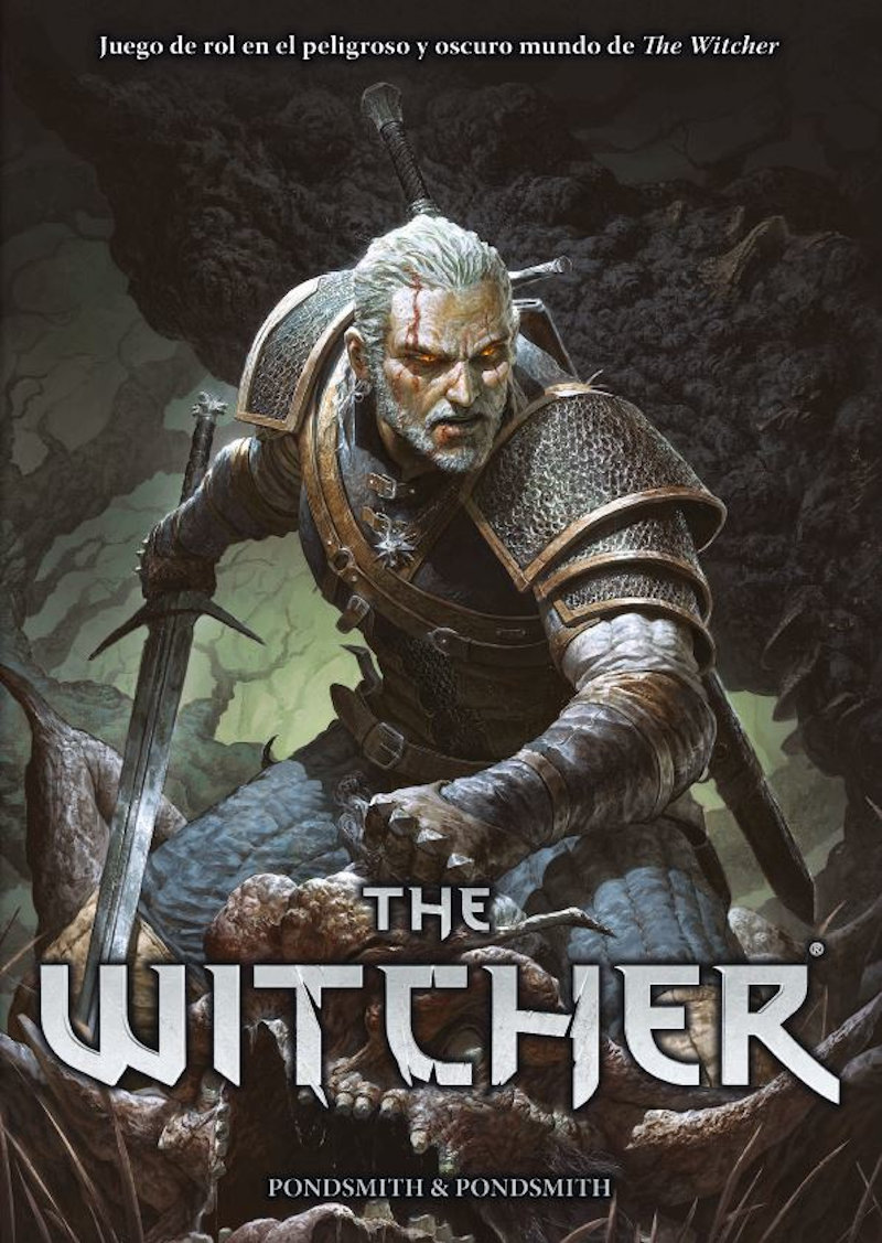 The Witcher Libro Basico