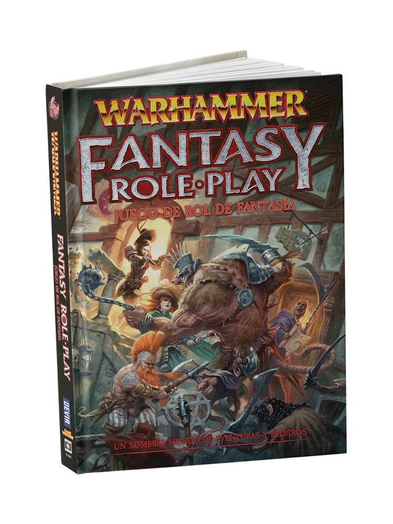 Warhammer Juego de Rol de Fantasia