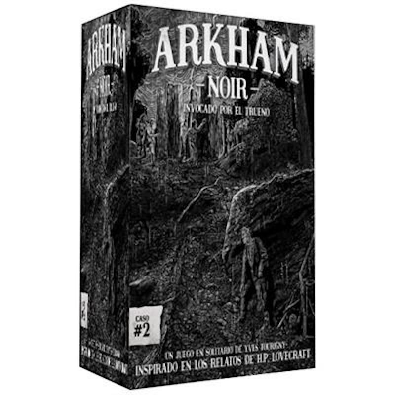 Arkham Noir Caso 2