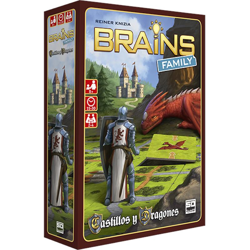 Brains Castillos y Dragones