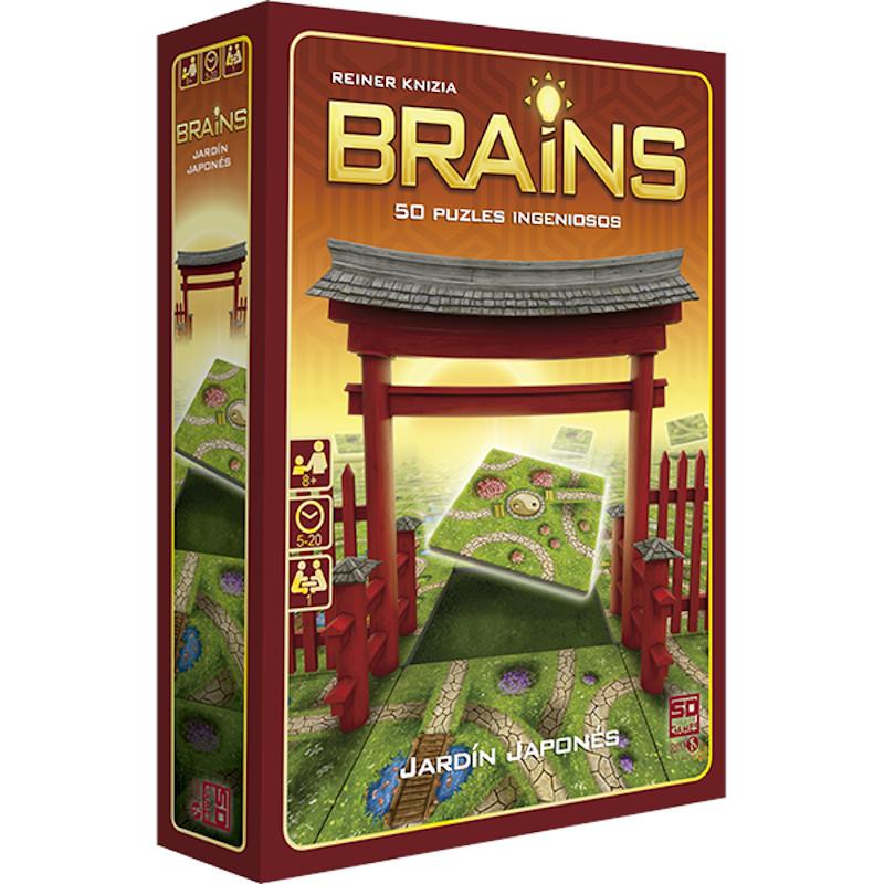 Brains el Jardin Japones