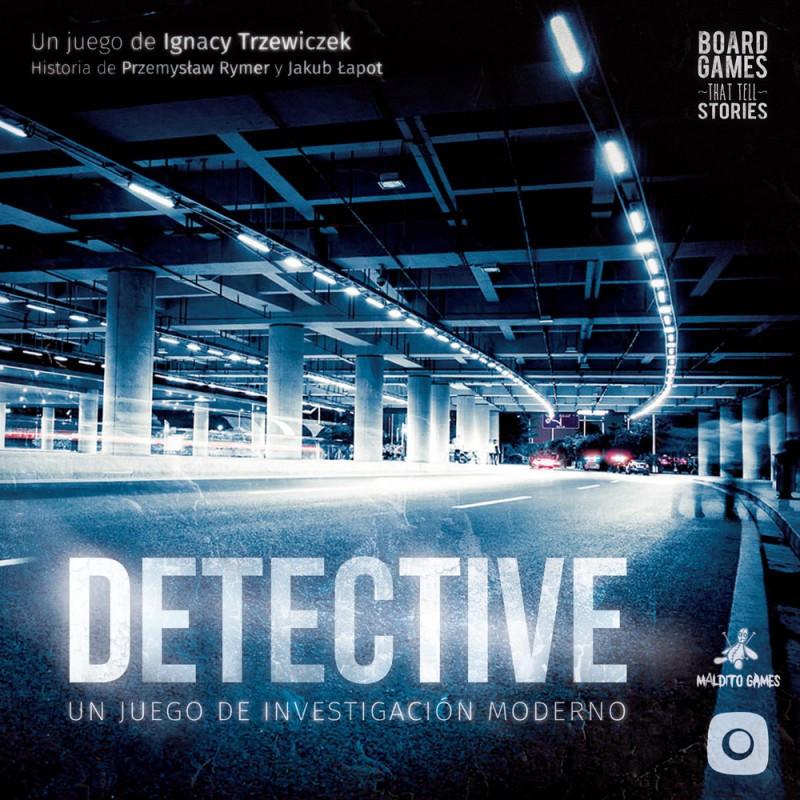 Detective Un Juego de Investigacion Moderno