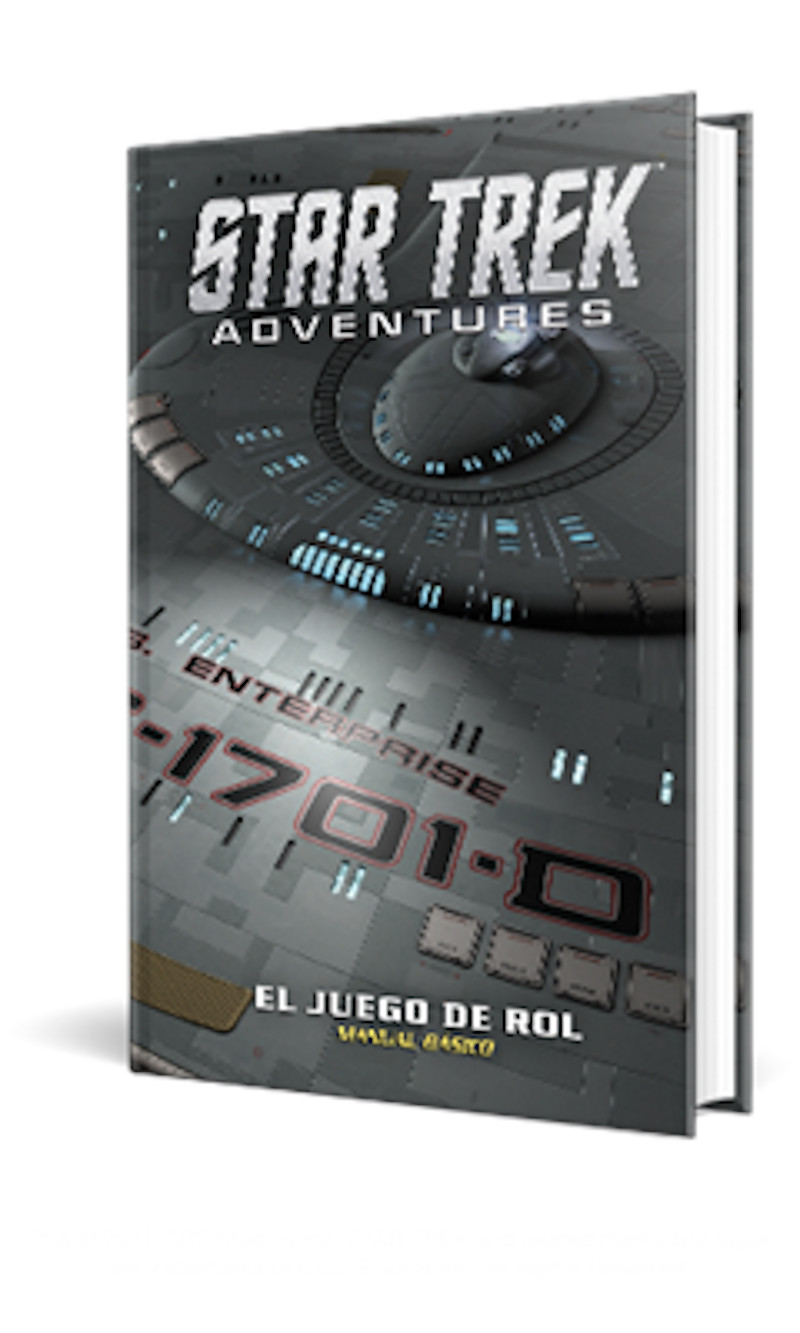 Star Trek Adventures Rol