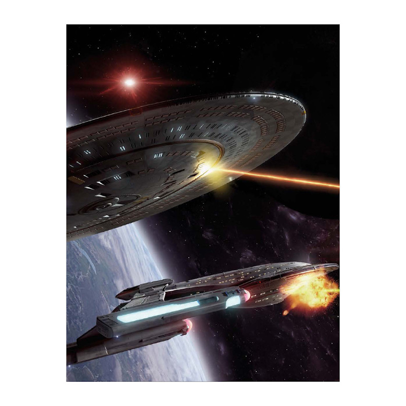 Star Trek Adventures Rol Herramientas del Director