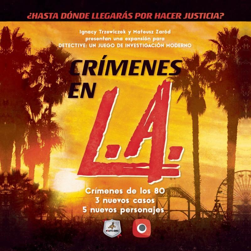 Detective Crimenes en L.A.