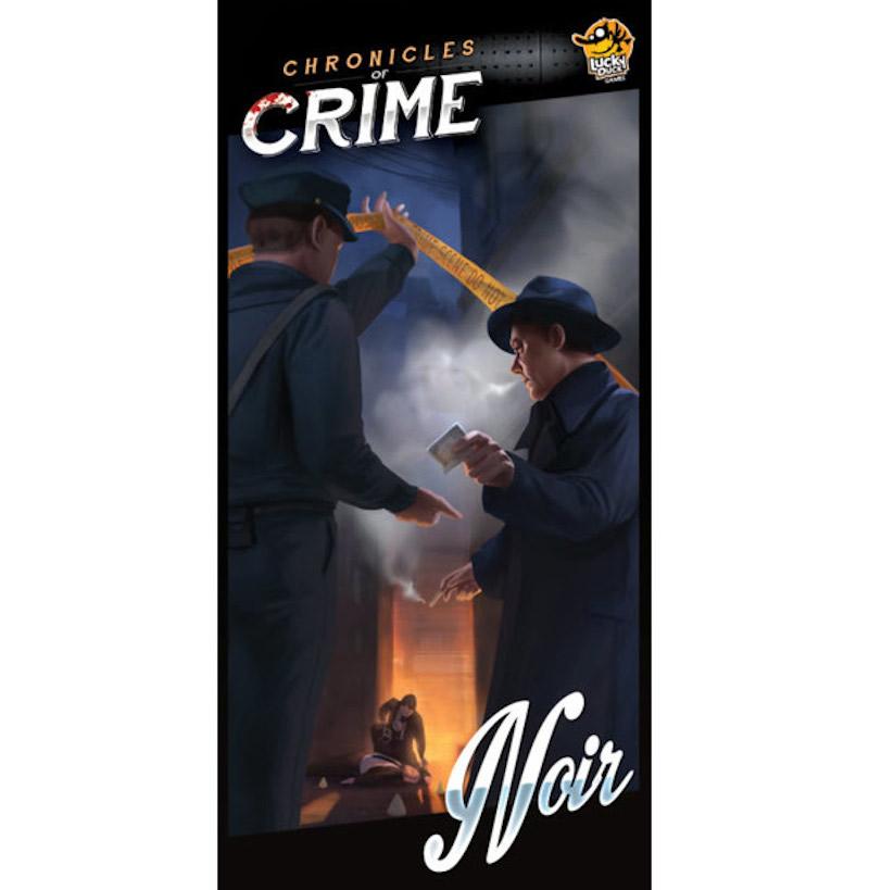Cronicas del Crimen Noir