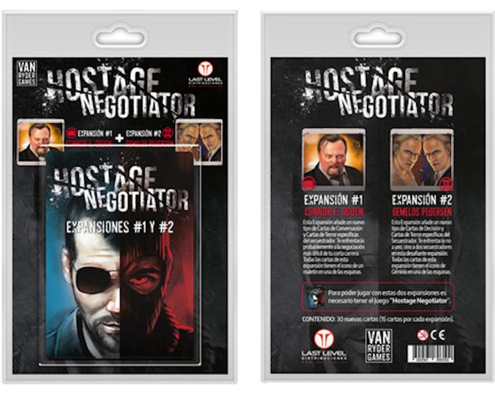 Hostage Negociator Exp. 1 y 2