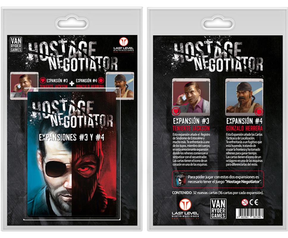 Hostage Negociator Exp. 3 y 4