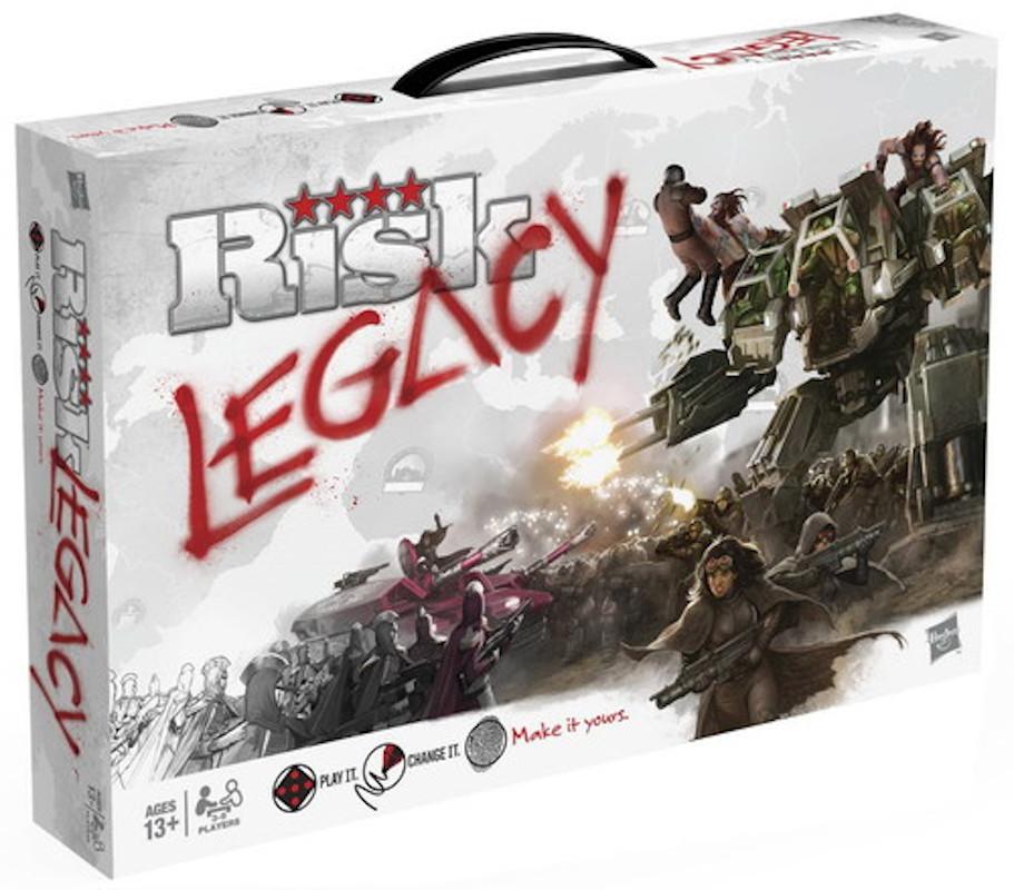 Risk Legacy (Ingles)