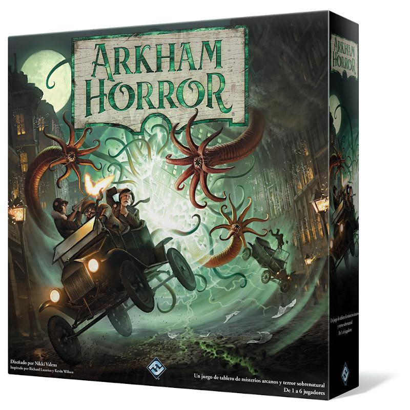 Arkham Horror 3a Edicion