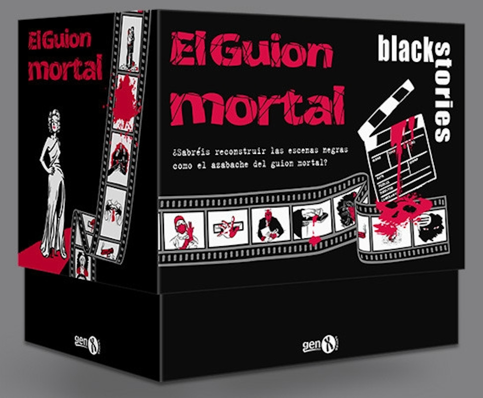 Black Stories El Guion Mortal