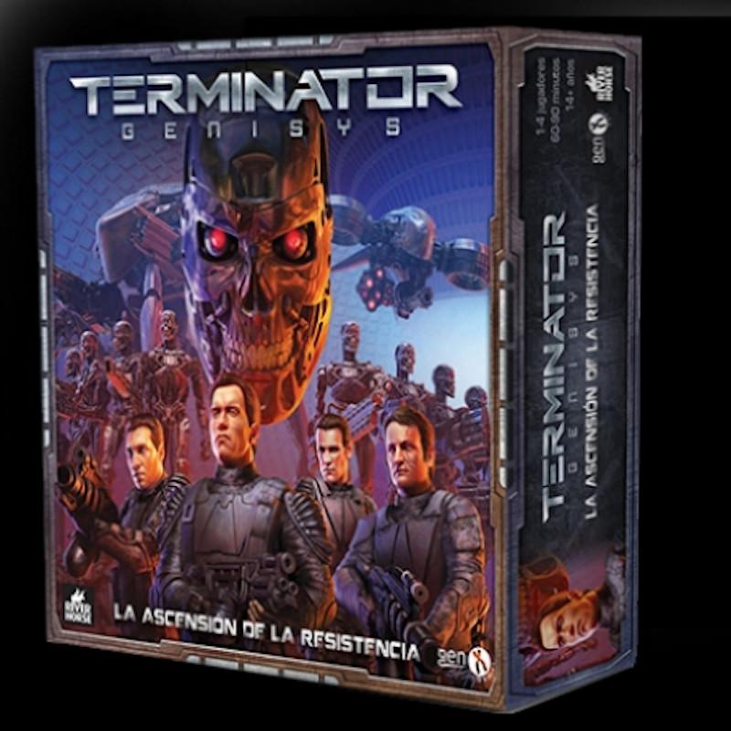 Terminator. La Ascension de la Resistencia