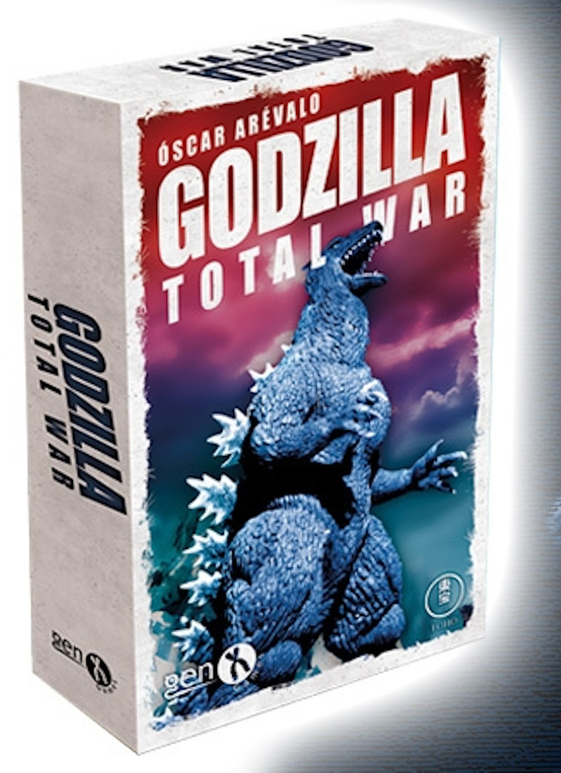 Godzilla Total War