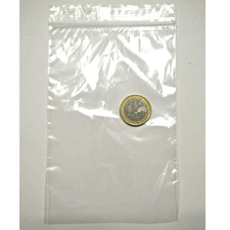 Bolsa Zip 10,16 x 15,24 cm