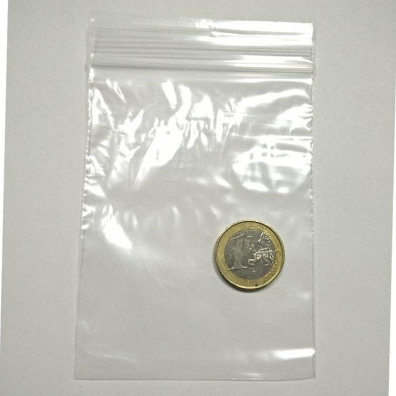 Bolsa Zip 7,62 x 10,16 cm