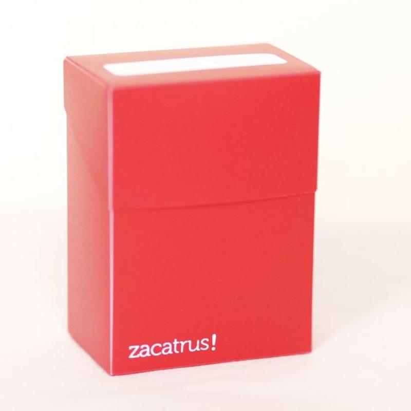 Deck Box Zacatrus Roja
