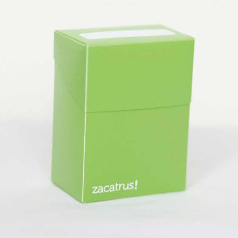Deck Box Zacatrus Verde