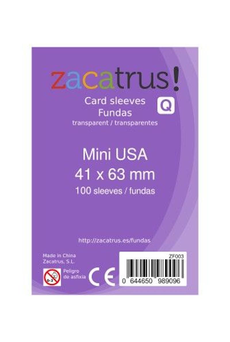 Fundas Zacatrus Mini USA (41 mm x 63 mm)