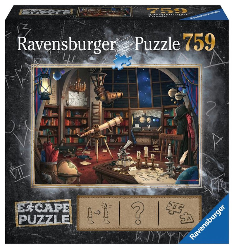 Escape Puzzle: El Observatorio