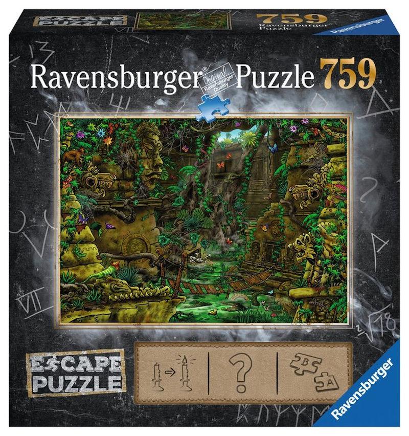 Escape Puzzle: El templo