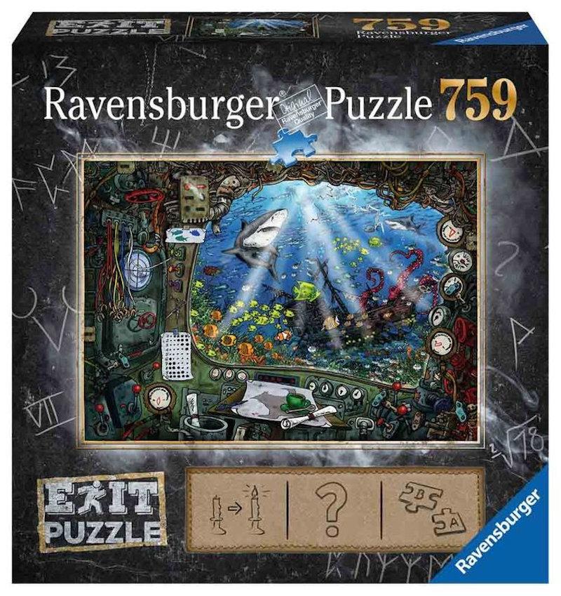 Escape Puzzle: Submarino