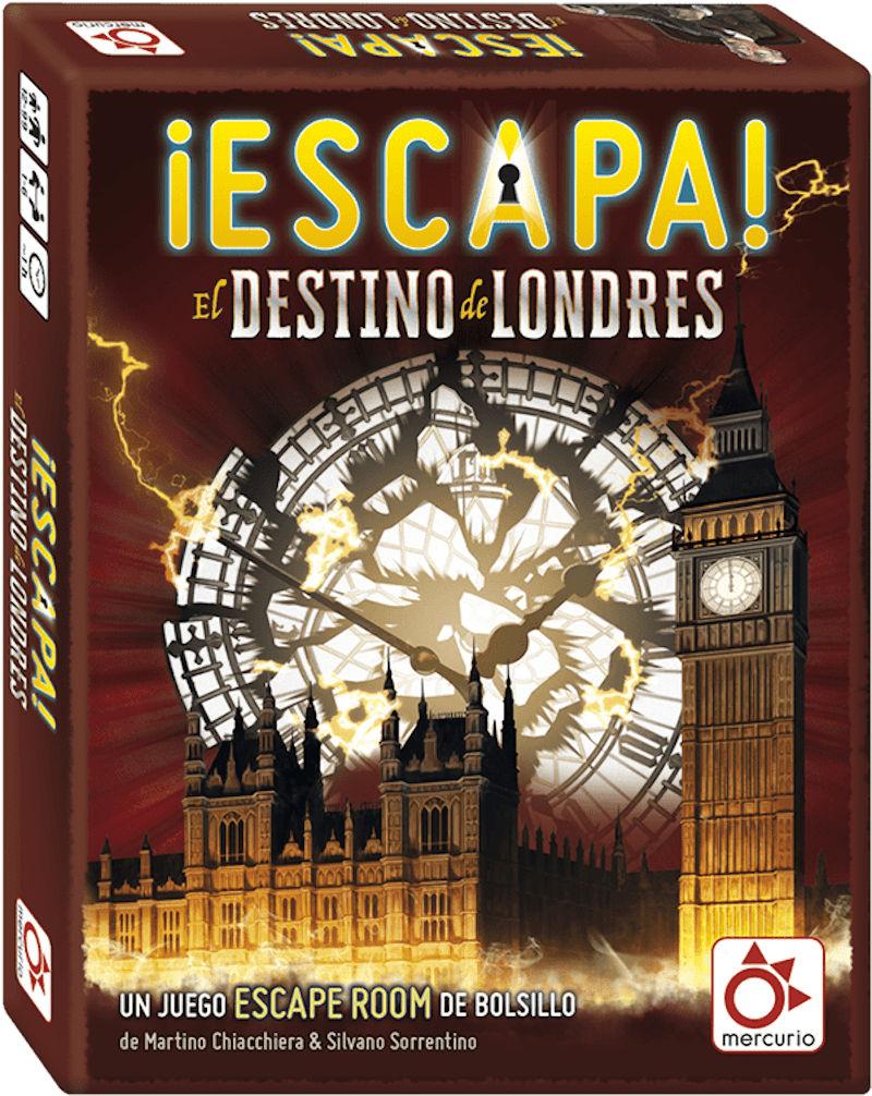Escapa El Destino de Londres