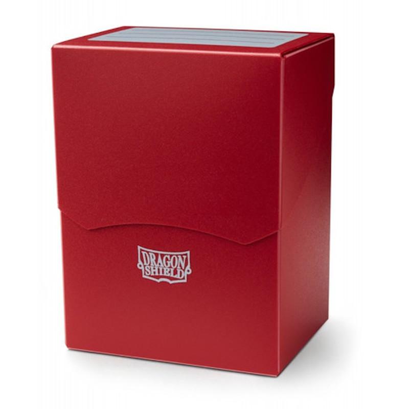 Deck Shell Dragon Shield Rojo