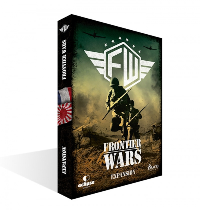 Frontier Wars Expansion 5-6 Jugadores