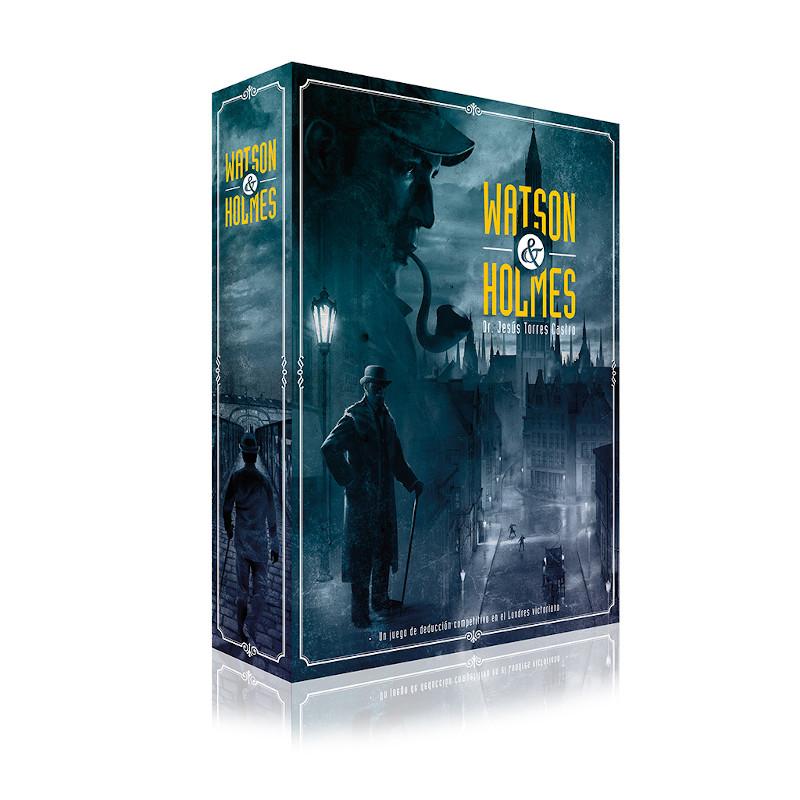 Watson y Holmes 2ª Edicion