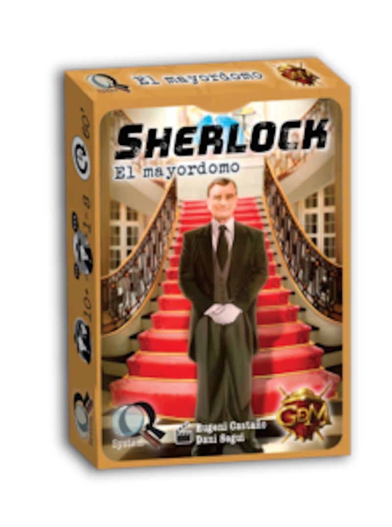 Serie Q - Sherlock El Mayordomo