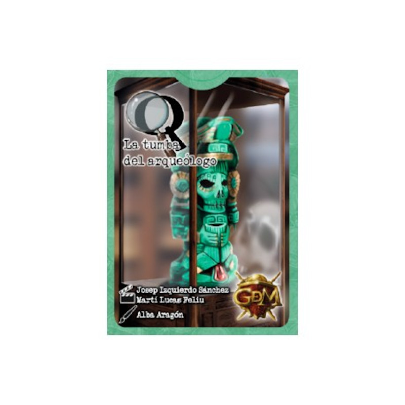 Serie Q - La Tumba del Arqueologo
