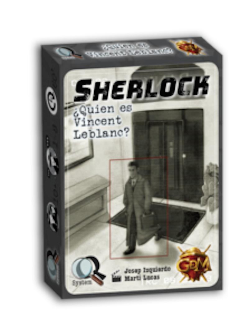 Serie Q - Sherlock ¿Quién es Vincent Leblanc?