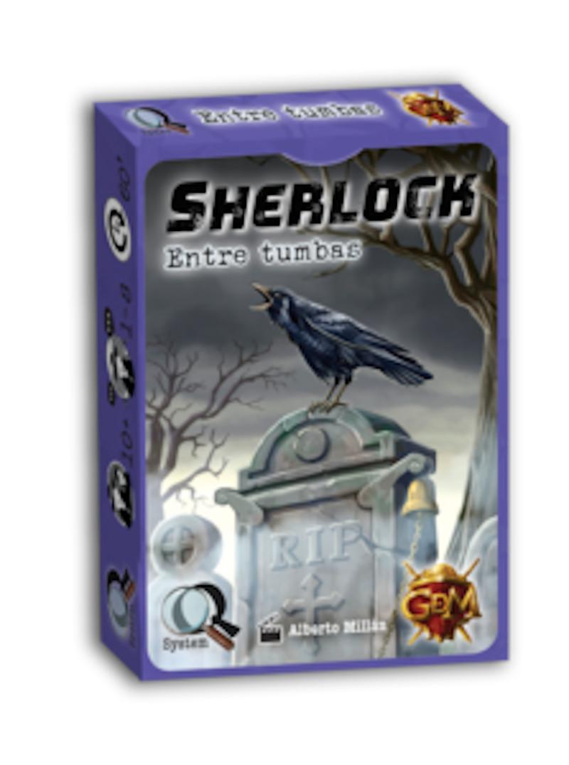 Serie Q - Sherlock Entre Tumbas