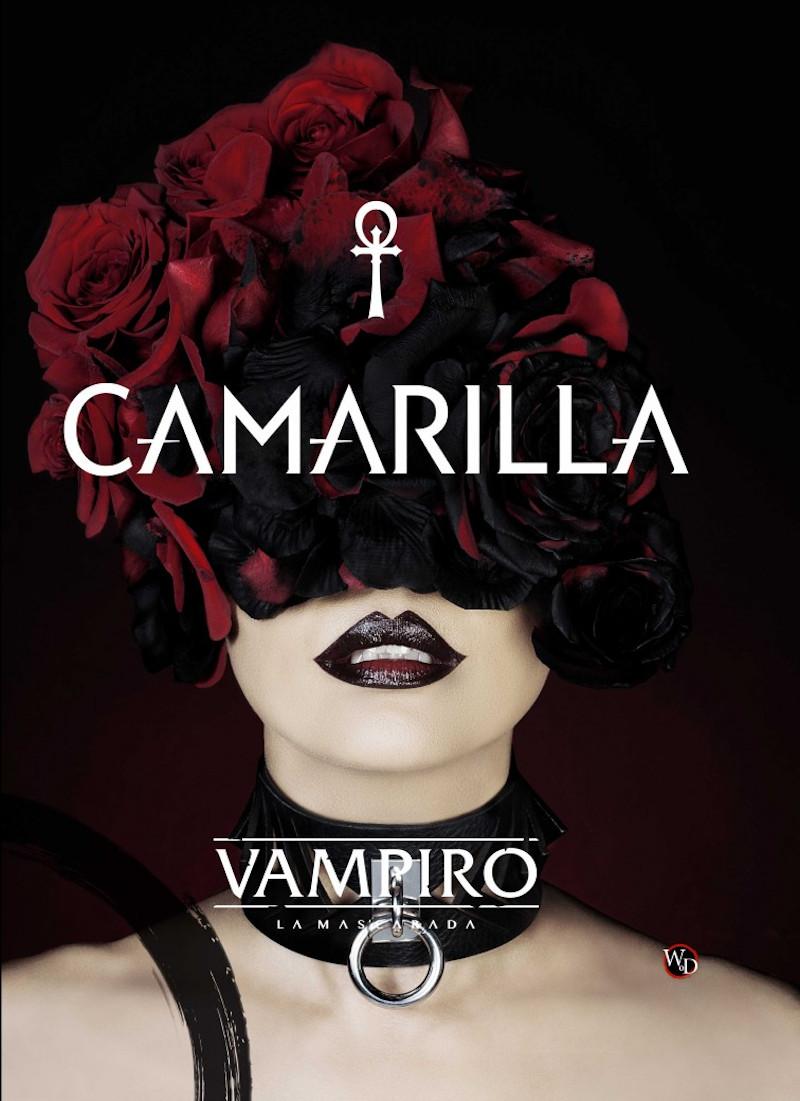 Camarilla Vampiro La Mascarada V5