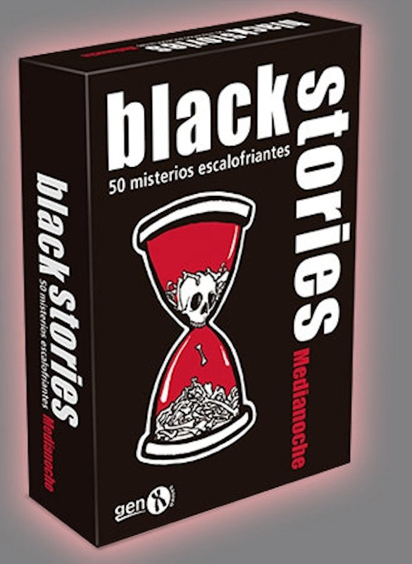 Black Stories Medianoche