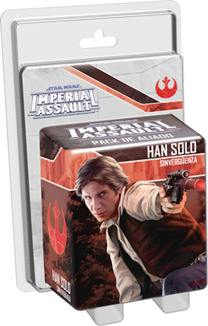 Star Wars Imperial Assault Han Solo