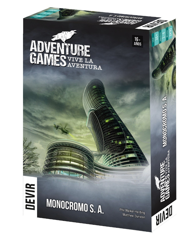 Adventure Games Monocromo SA