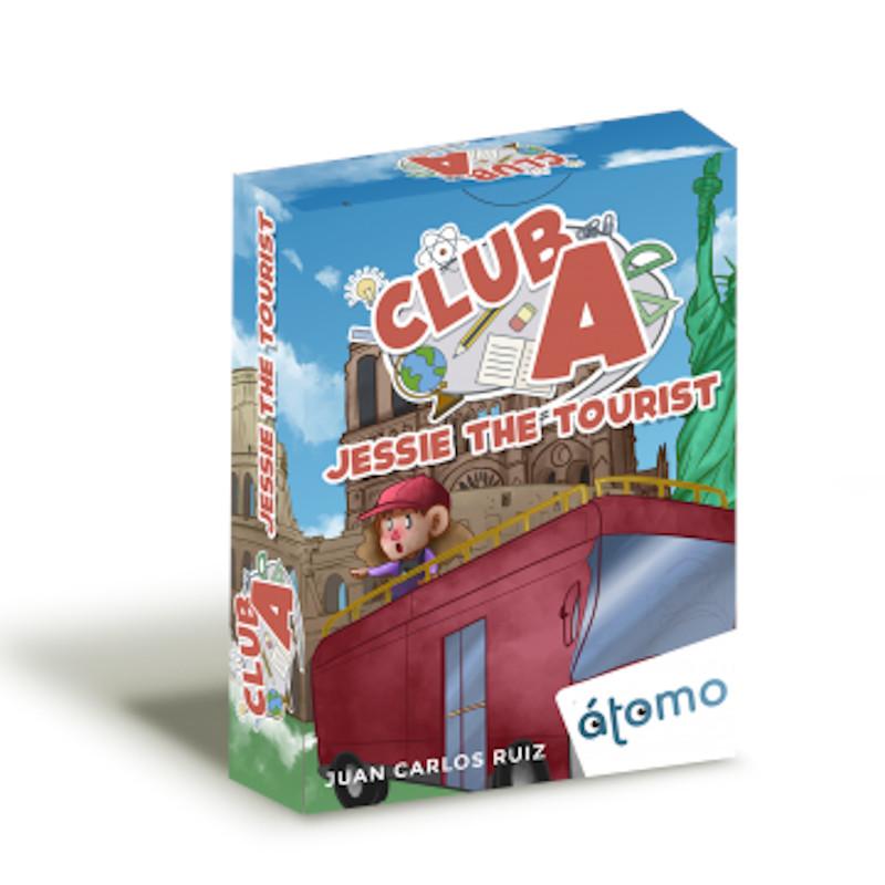 Club A Jessie The Tourist