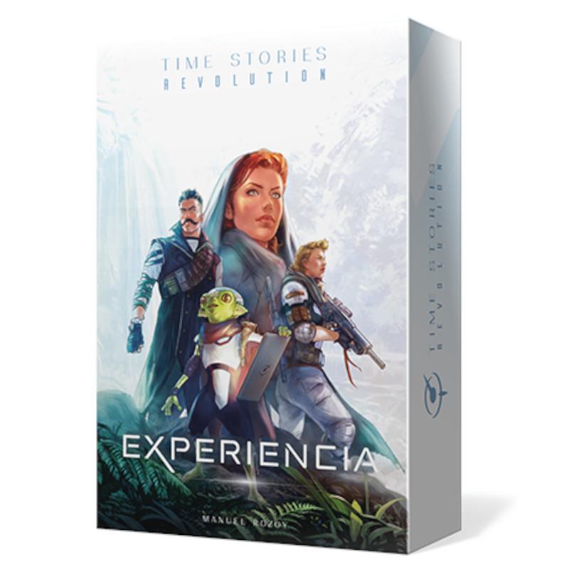 T.I.M.E. Stories Revolution Experiencia