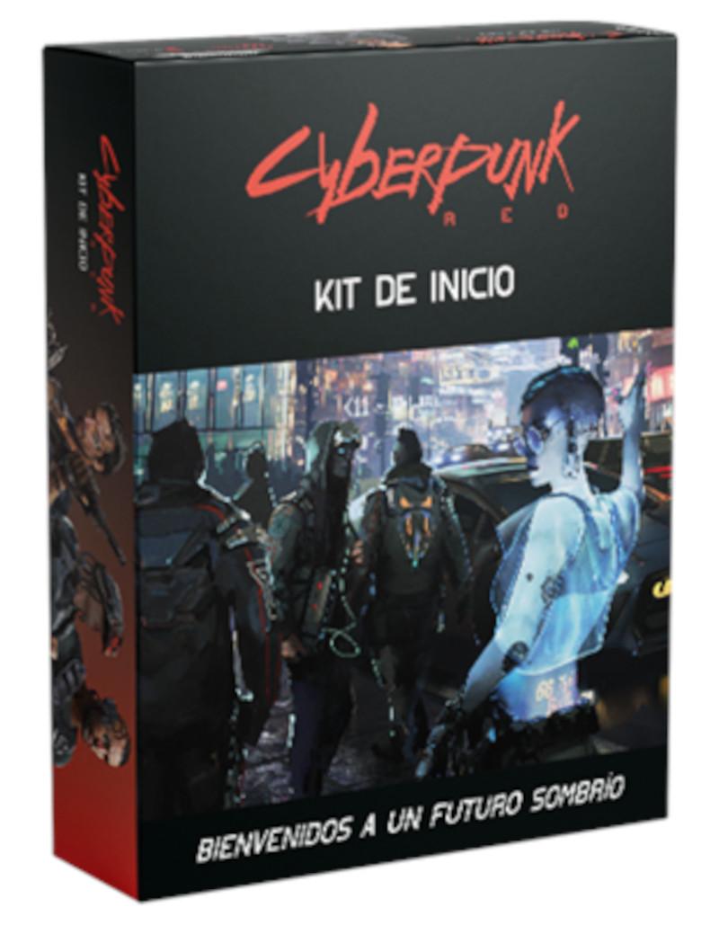 Portada Cyberpunk Red Caja de inicio