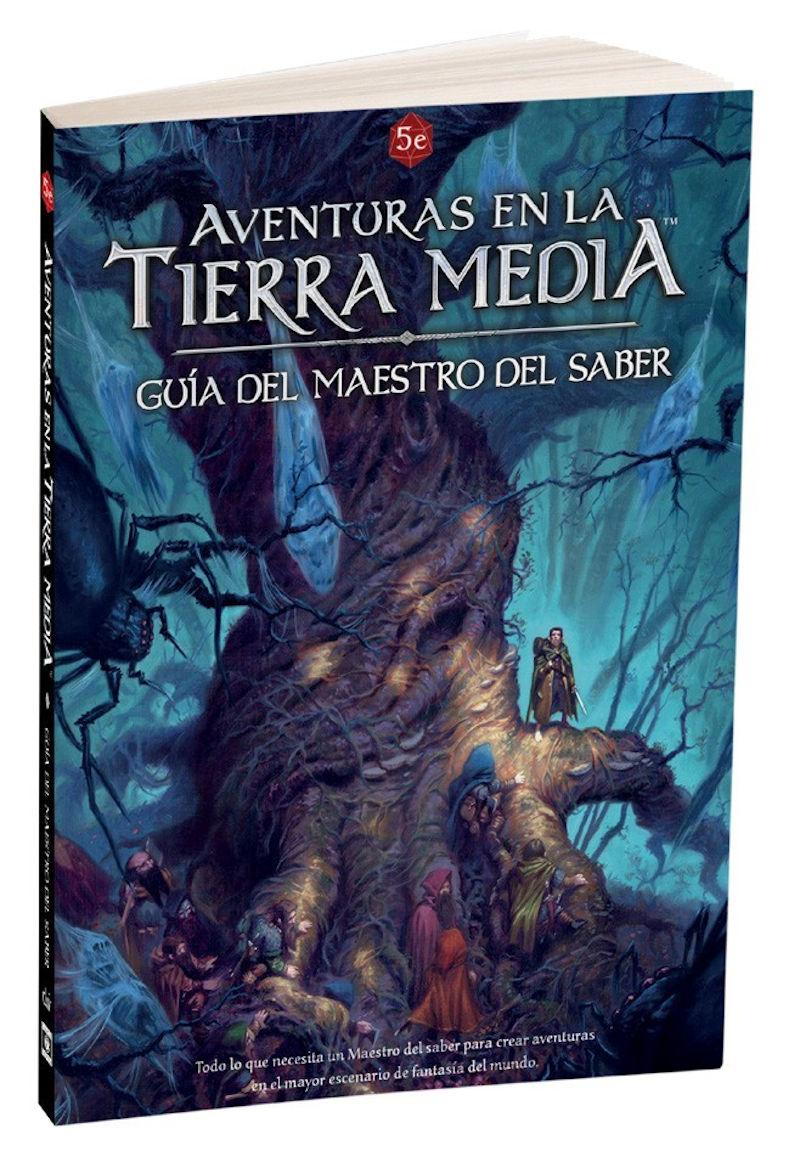 Aventuras Tierra Media Guia del Maestro del Saber