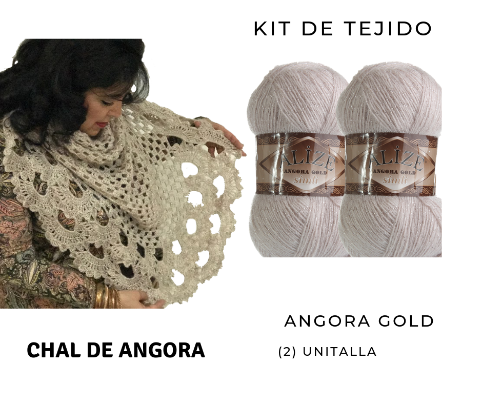 Angora Chal Kit