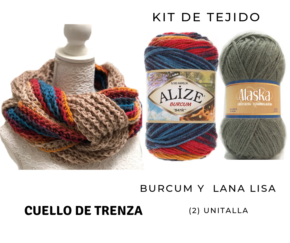 Braid Scarf Kit