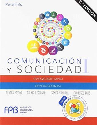 PARANINFO COMUNICACIÓN Y SOCIEDAD I